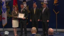 DoD David O. Cooke Excellence in Public Administration and Distinguished Civilian Service Award