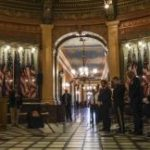 100th anniversary of WWI commemorated at Michigan State Capitol