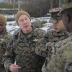 Marines in Oppdal