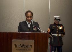 6MCD celebrates 243rd Marine Corps Birthday