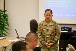 292nd Combat Communications Squadron prepares for deployment