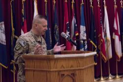 157th Military Engagement Team Transitions out of U.S. Army Central