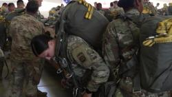 82nd Airborne Division Pays Homage to Saint Michael